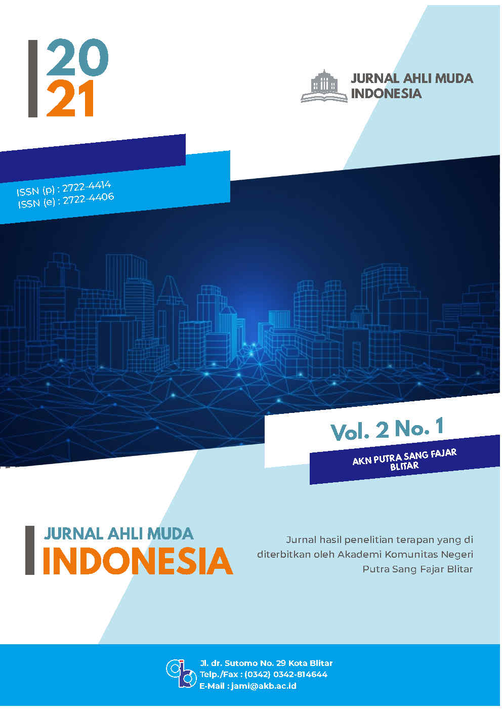 JAMI : Jurnal Ahli Muda Indonesia